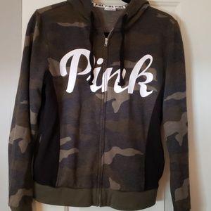 Victoria's Secret Pink Zip up